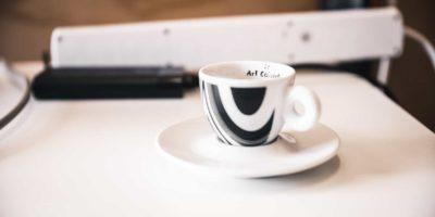 Koffie bij Exxtra